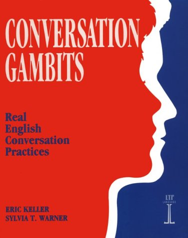 Conversation Gambits Real English Conversation Practices 2nd 1988 edition cover
