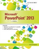 Microsoft� PowerPoint� 2013 Introductory  2014 edition cover