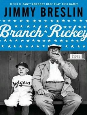 Branch Rickey: A Life  2011 edition cover