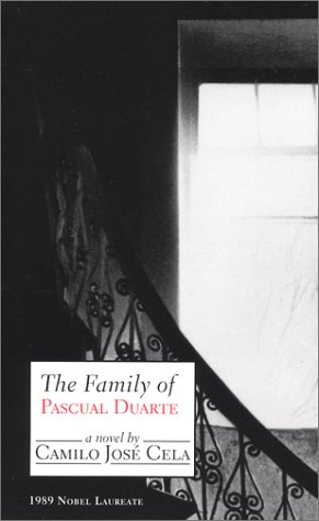 Family of Pascual Duarte   2004 edition cover