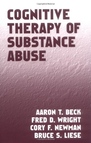 Cognitive Therapy of Substance Abuse   1993 edition cover