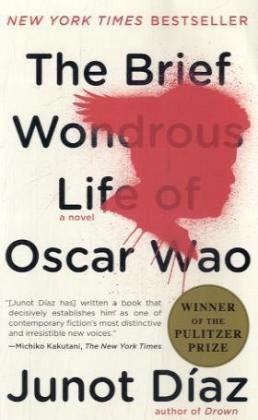 Brief Wondrous Life of Oscar Wao  N/A edition cover