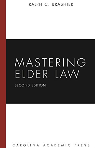 Mastering Elder Law   2014 edition cover
