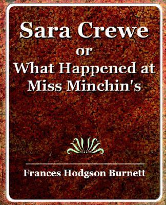 Sara Crewe or What Happened at Miss Minchin's   2006 edition cover