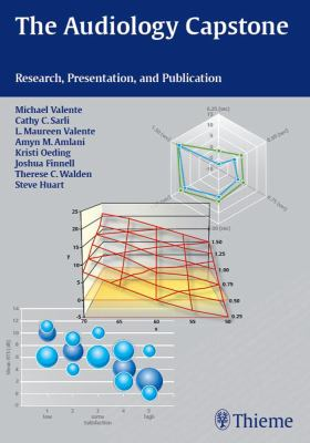 Audiology Capstone Research, Presentation, and Publication  2011 edition cover