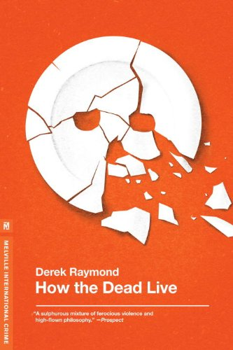 How the Dead Live  N/A 9781935554592 Front Cover