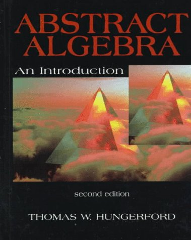 Abstract Algebra An Introduction 2nd 1997 (Revised) edition cover
