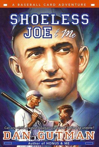 Shoeless Joe and Me   2002 edition cover