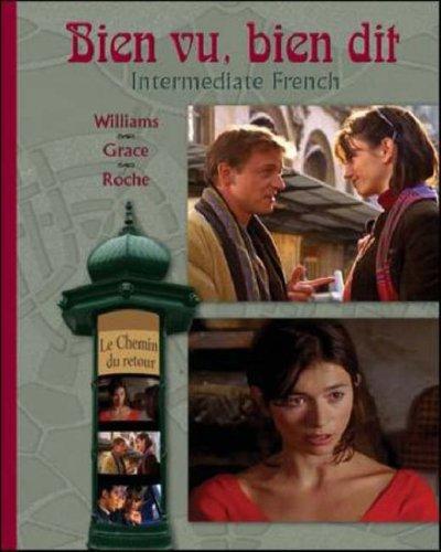 Bien Vu, Bien Dit Intermediate French  2008 edition cover