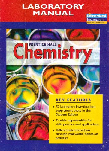 Chemistry   2005 (Student Manual, Study Guide, etc.) 9780131903593 Front Cover