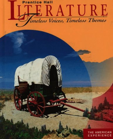 Timeless Voices, Timeless Themes : The American Experience 5th 1999 (Student Manual, Study Guide, etc.) edition cover