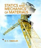 Statics and Mechanics of Materials:   2016 9780134382593 Front Cover