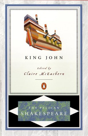 King John   2000 (Revised) 9780140714593 Front Cover