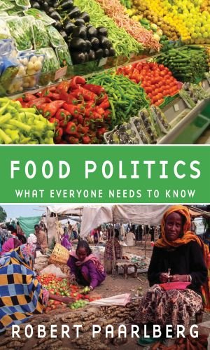 Food Politics What Everyone Needs to Know  2010 edition cover