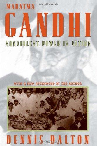 Mahatma Gandhi Nonviolent Power in Action  2012 edition cover