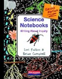 Science Notebooks, Second Edition Writing about Inquiry 2nd 2014 edition cover