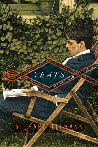 Yeats The Man and the Masks Revised edition cover