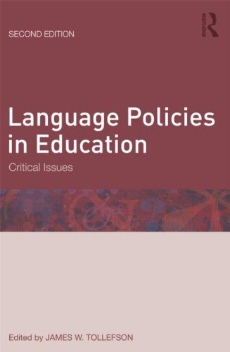 Language Policies in Education Critical Issues 2nd 2013 (Revised) edition cover