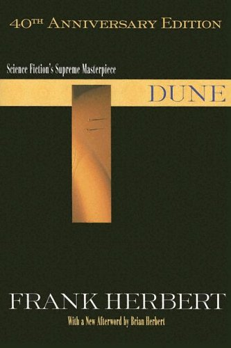 Dune  40th 2005 (Anniversary) edition cover