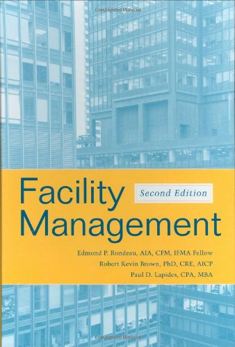Facility Management  2nd 2006 (Revised) edition cover