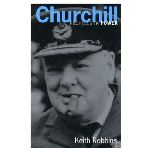 Churchill  2nd 2001 9780582437593 Front Cover