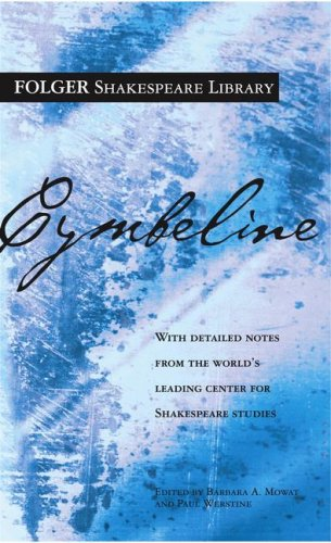 Cymbeline   2003 edition cover