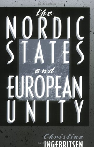 Nordic States and European Unity  N/A edition cover
