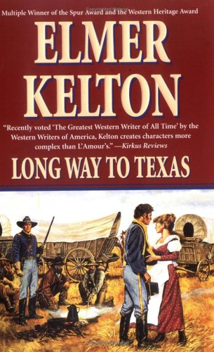 Long Way to Texas  N/A edition cover