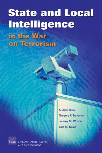 State and Local Intelligence in the War on Terrorism   2005 edition cover