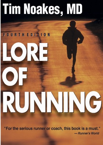 Lore of Running  4th 2003 9780873229593 Front Cover