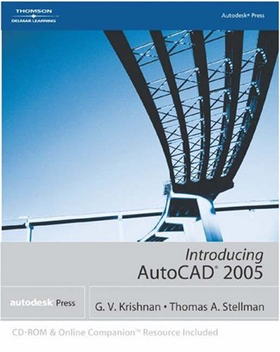 Introducing AutoCAD 2005   2005 9781401850593 Front Cover