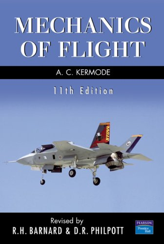 Mechanics of Flight  11th 2006 (Revised) 9781405823593 Front Cover