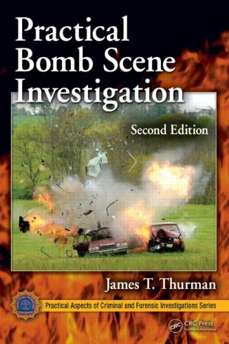 Practical Bomb Scene Investigation  2nd 2011 (Revised) edition cover