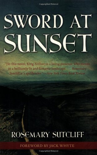 Sword at Sunset  N/A edition cover