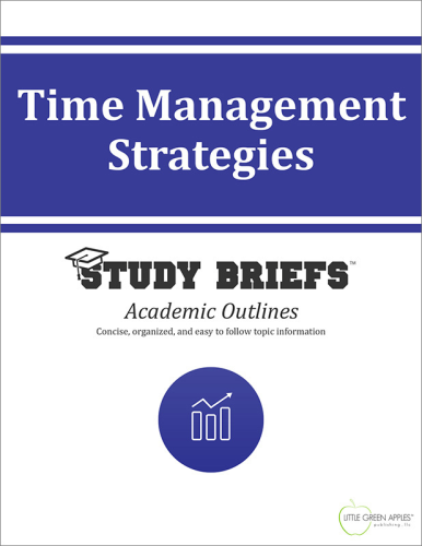Time Management Strategies cover