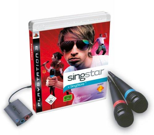 SingStar Vol. 1 inkl. 2 Mikrofone PlayStation 3 artwork