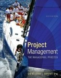 Project Management: The Managerial Process 6th edition cover