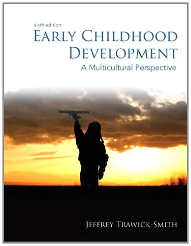 Early Childhood Development A Multicultural Perspective 6th 2014 edition cover