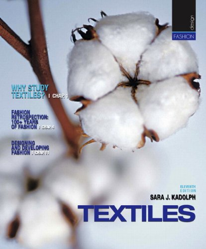 Textiles  11th 2011 edition cover