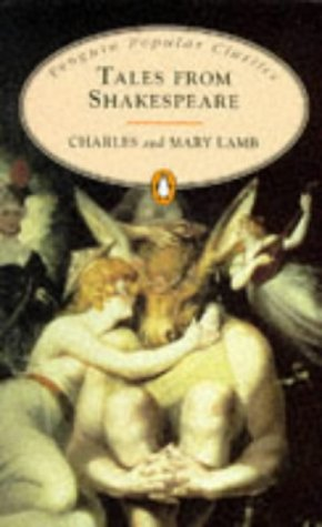 Tales from Shakespeare (Penguin Popular Classics) N/A edition cover
