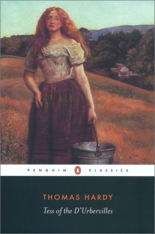 Tess of the D'Urbervilles   2003 (Revised) edition cover
