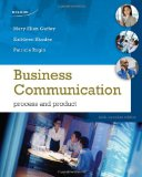 BUSINESS COMMUNICATION >CANADI N/A edition cover