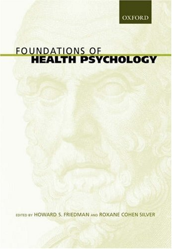 Foundations of Health Psychology   2007 9780195139594 Front Cover