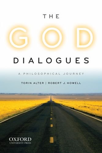 God Dialogues A Philosophical Journey  2011 edition cover