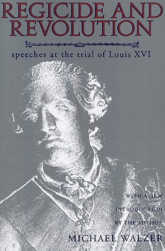Regicide and Revolution Speeches at the Trial of Louis XVI  1992 edition cover