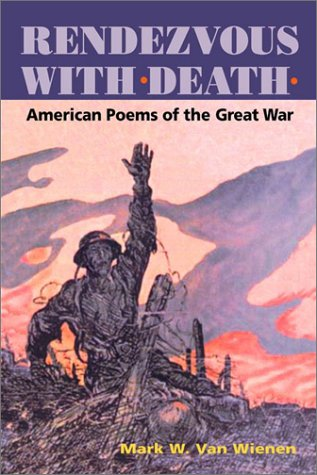 Rendezvous with Death American Poems of the Great War  2002 edition cover