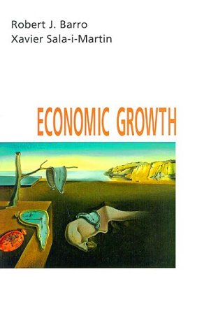 Economic Growth   1999 9780262024594 Front Cover