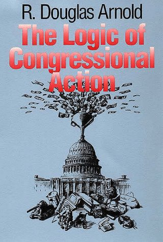 Logic of Congressional Action  Reprint edition cover