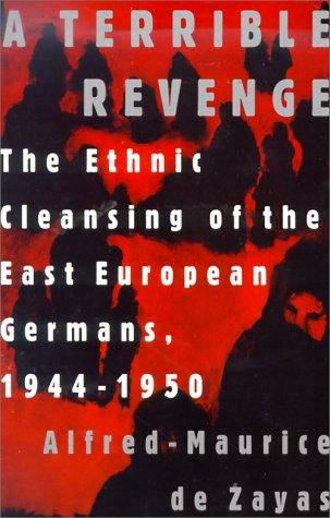 Anmerkungen Zur Vertreibung der Deutschen Aus Dem Osten   1994 (Revised) 9780312121594 Front Cover
