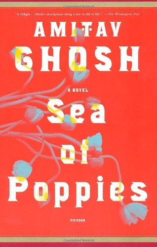 Sea of Poppies   2009 edition cover